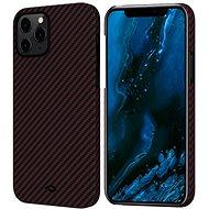 Pitaka MagEZ Black/Red iPhone 12 Pro Max - Kryt na mobil