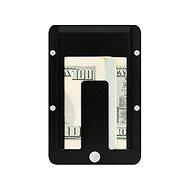 Pitaka MagWallet Aluminium Money Clip Black - Príslušenstvo