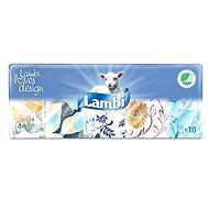 LAMBI Classic vreckovky (10x10ks) - Papierové vreckovky