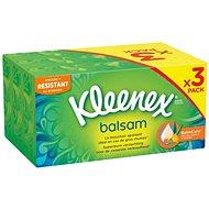 KLEENEX® Balsam Triple Box (3x80 ks) - Papierové vreckovky