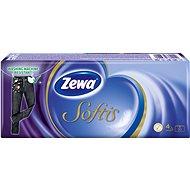 ZEWA Softis Standard (10 x 10 ks) - Papierové vreckovky