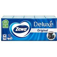 ZEWA Deluxe Standard (10 x 10 ks) - Papierové vreckovky
