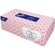 LINTEO Box (200 ks) - Papierové vreckovky