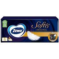 ZEWA Softis Standard (10× 9 ks) - Papierové vreckovky