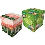 LINTEO BOX Veľkonočné (80 ks) - Papierové vreckovky