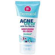 DERMACOL Acneclear Moisturising Gel-Cream 50 ml - Pleťový gelový krém