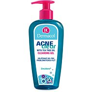DERMACOL Acneclear Make-up Removal & Cleansing Gel 200 ml