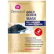 DERMACOL Gold Elixir Mask 2x8 g - Pleťová maska