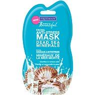FREEMAN Pleťová maska antistresová - minerály Mŕtveho mora 15 ml - Pleťová maska