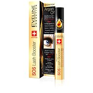 Sérum na riasy EVELINE Cosmetics SOS Lash Booster serum 5 in 1 Argan oil 10 ml - Sérum na řasy