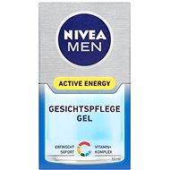 NIVEA MEN Face Care gel Energy 50 ml - Pleťový gél