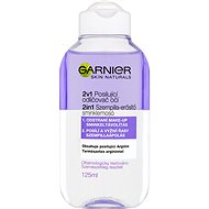 GARNIER Skin Naturals 2v1 posilňujúci odličovač očí 125ml - Odličovač