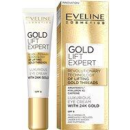 EVELINE Cosmetics Gold Lift Expert Eye 40+ 15 ml - Očný krém