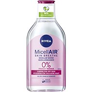 NIVEA Smooth Caring Micellar Water 400 ml - Micelárna voda