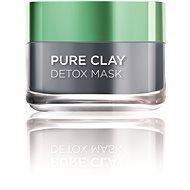 Pleťová maska L'ORÉAL PARIS Skin Expert Pure Clay Detox Mask 50 ml - Pleťová maska