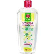 DERMACOL Sensitive čisticí micelární voda 400 ml - Micelárna voda