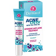 DERMACOL Acneclear Intensive Anti-acne Treatment 15 ml - Pleťový gél