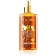 EVELINE COSMETICS Summer Gold Self Tanning Face&Body Dark Skin 150 ml - Samoopaľovací olej