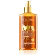 EVELINE COSMETICS Summer Gold Self Tanning Face&Body Light Skin 150 ml - Samoopaľovací olej