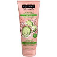 FREEMAN Rejuvenating Clay Mask Cucumber & Pink Salt 175ml - Face Mask