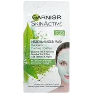 GARNIER SkinAcitve Matcha + Kaolin Mask 8 ml - Pleťová maska