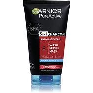 GARNIER Skin Naturals Pure Active 3 v 1 150 ml - Pleťová maska