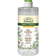 GREEN PHARMACY Micelárna voda 3 v 1 Harmanček 250 ml