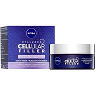 NIVEA Hyaluron Cellular Filler nočný krém 50 ml - Pleťový krém