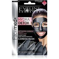 EVELINE Cosmetics Facemed Hydra Detox 2 × 5 ml - Pleťová maska