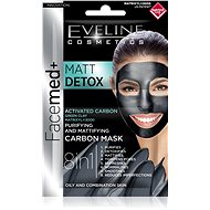EVELINE Cosmetics Facemed Matt Detox 2 x 5ml - Face Mask