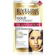 EVELINE Cosmetics Gold Lift Expert Anti Wrinkle Mask 7 ml - Pleťová maska