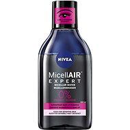 NIVEA MicellAIR Expert Waterproof Micellar Water 400 ml - Micelárna voda