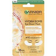 GARNIER Povzbudzujúca Moisture + Fresh look so šťavou z pomaranča a kyselinou hyalurónovou 6 g - Pleťová maska