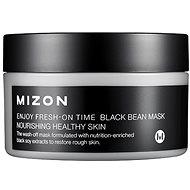 Pleťová maska MIZON Enjoy Fresh-On Time Black Been Mask 100 ml - Pleťová maska