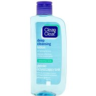 CLEAN & CLEAR Deep Cleansing Lotion 200 ml - Pleťová voda