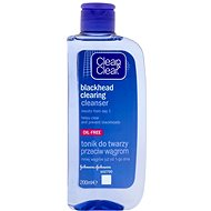 Pleťová voda CLEAN & CLEAR Blackhead Clearing Cleanser 200 ml - Pleťová voda