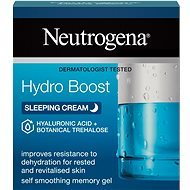Pleťová maska NEUTROGENA Hydro Boost Sleeping Cream 50 ml - Pleťová maska