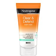 NEUTROGENA Visibly Clear Spot Proofing 2 in 1 Wash Mask 150 ml - Čistiaci krém