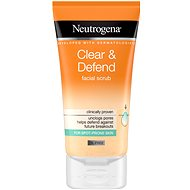 NEUTROGENA Visibly Clear Spot Proofing Smoothing Scrub 150 ml - Peeling