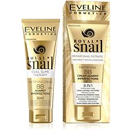 EVELINE Royal Snail Mattifying BB Cream Against Imperfections 8in1 50 ml - BB krém