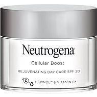 NEUTROGENA Cellular Boost omladzujúci denný krém s SPF 20 50 ml - Pleťový krém