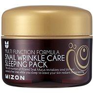 MIZON Snail Wrinkle Care Sleeping Pack 80 ml