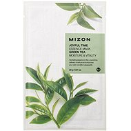 MIZON Joyful Time Essence Mask Green Tea 23 g - Pleťová maska