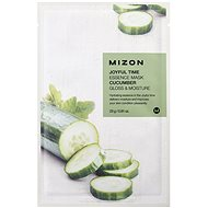 MIZON Joyful Time Essence Mask Cucumber 23 g - Pleťová maska