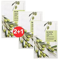 MIZON Joyful Time Essence Mask Olive 23 g 2 + 1