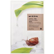 MIZON Joyful Time Essence Mask Snail 23 g - Pleťová maska