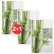 MIZON Joyful Time Essence Mask Bamboo 23 g 2 + 1