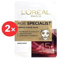 ĽORÉAL PARIS Age Specialist Firming 45+ 2× 30 g
