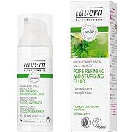 LAVERA Pore Refining Moisturising Fluid Organic Mint 50 ml - Pleťový fluid