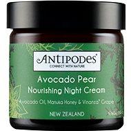 ANTIPODES Avocado Pear Nourishing Night Cream 60 ml - Pleťový krém